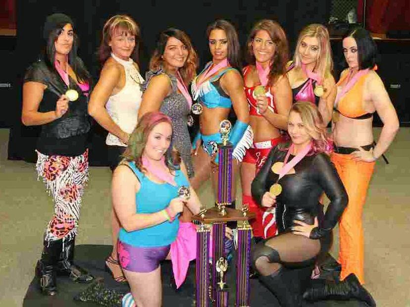 ECWA 1st Female Super 8 Tournement