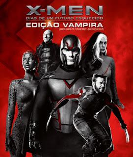 X-Men: Dias de Um Futuro Esquecido - Edição Vampira - BDRip Dual Áudio