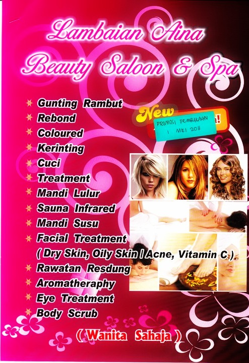 BEAUTY SALOON & SPA
