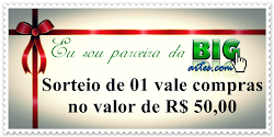 Sorteio Nica croch-Parceria com Big Artes
