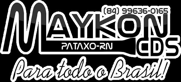 MAYKON CDS ATUALIZE-SE COM O MELHOR