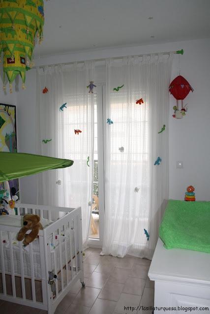 La Silla Turquesa: La habitación de Daniel