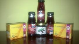 Pelbagai produk dari hasil Malberi
