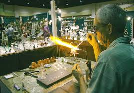 Come see artists at work at Gatlinburg Craftsmen's Fair