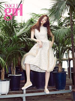 Krystal f(x) - Vogue Girl Magazine May Issue 2015