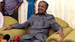 Tun M minta ahli politik UMNO kembali ke pangkal jalan