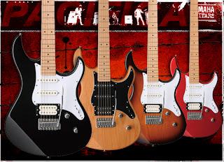 Daftar Harga Gitar Listrik Yamaha Terbaru 2013