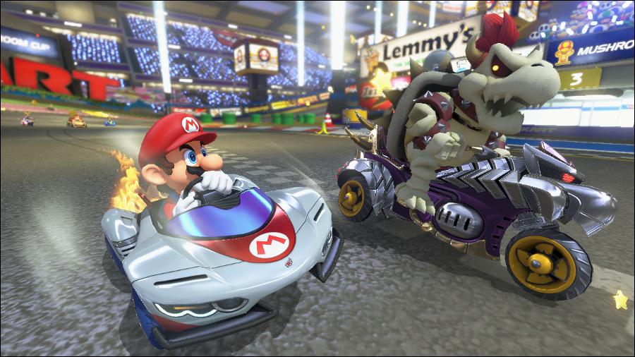 Segundo DLC de Mario Kart 8 está quase aí