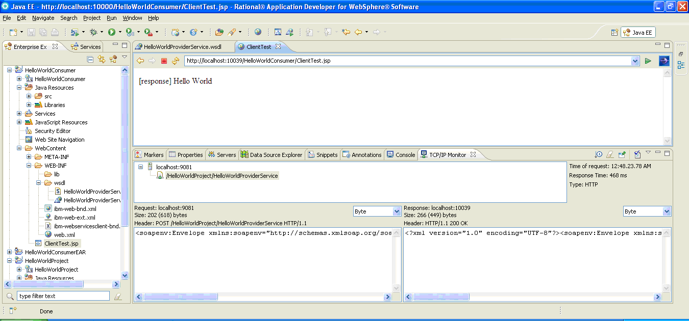 Notes for programmers securing web services at the message level at this point you have developed a jax ws web service provider ie server side and a jax ws web service consumer ie client side and demonstrated the baditri Gallery