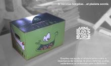 Nuevo contenedor para pilas y baterías usadas en Oria.