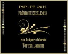 PRÉMIO DE EXCELÊNCIA PSP-PE 2011