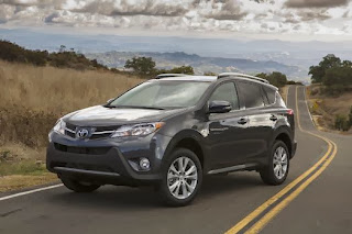 RAV4′s changed look doesn't lessen its appeal