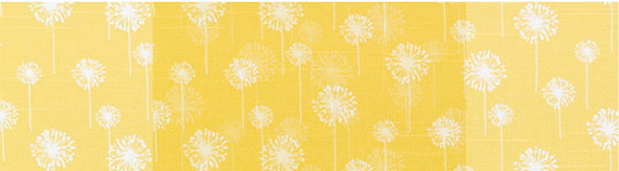 premier prints dandelion fabric