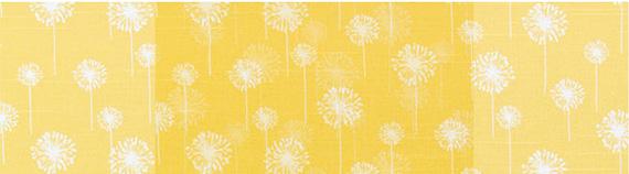premier prints dandelion fabric