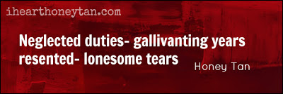 Word of day gallivant poem