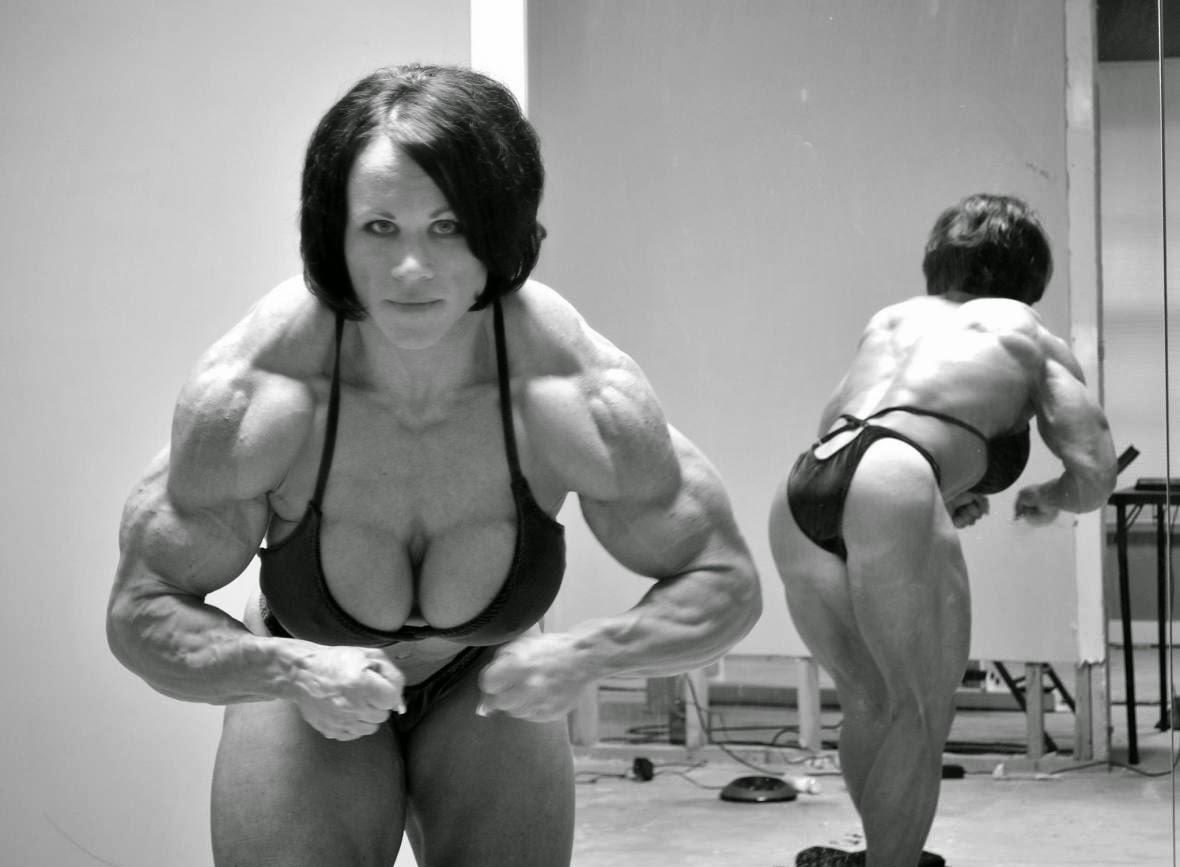 Muscle women foto erotica video