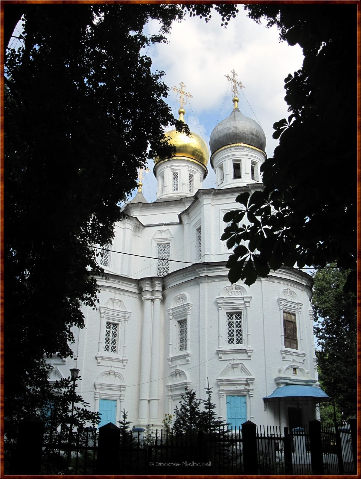 Church of Kazan Icon of Mother of God in district Uzkoe