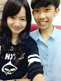 me and jia wei ♥