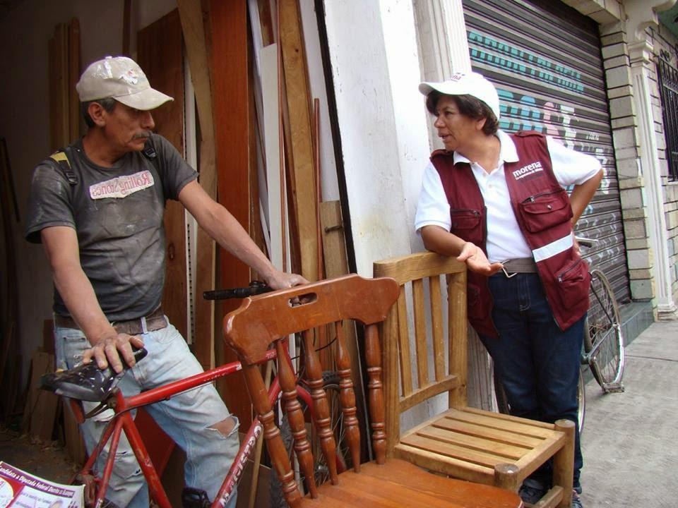 Morenadigitalecatepec sigue con xito la labor de casa - Labores de casa ...