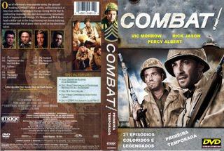 COMBAT! - PRIMEIRA TEMPORADA