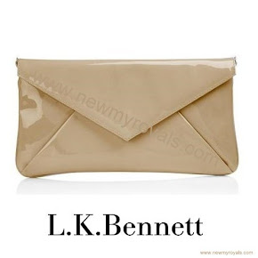 Queen Maxima Style L.K. BENNETT Clutch Bags and L.K. BENNETT Pumps