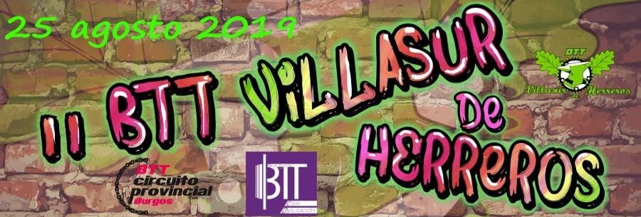 BTT Villasur de Herreros