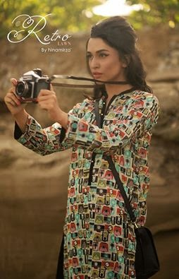 Fancy Summer Lawn Prints 2015 Collection
