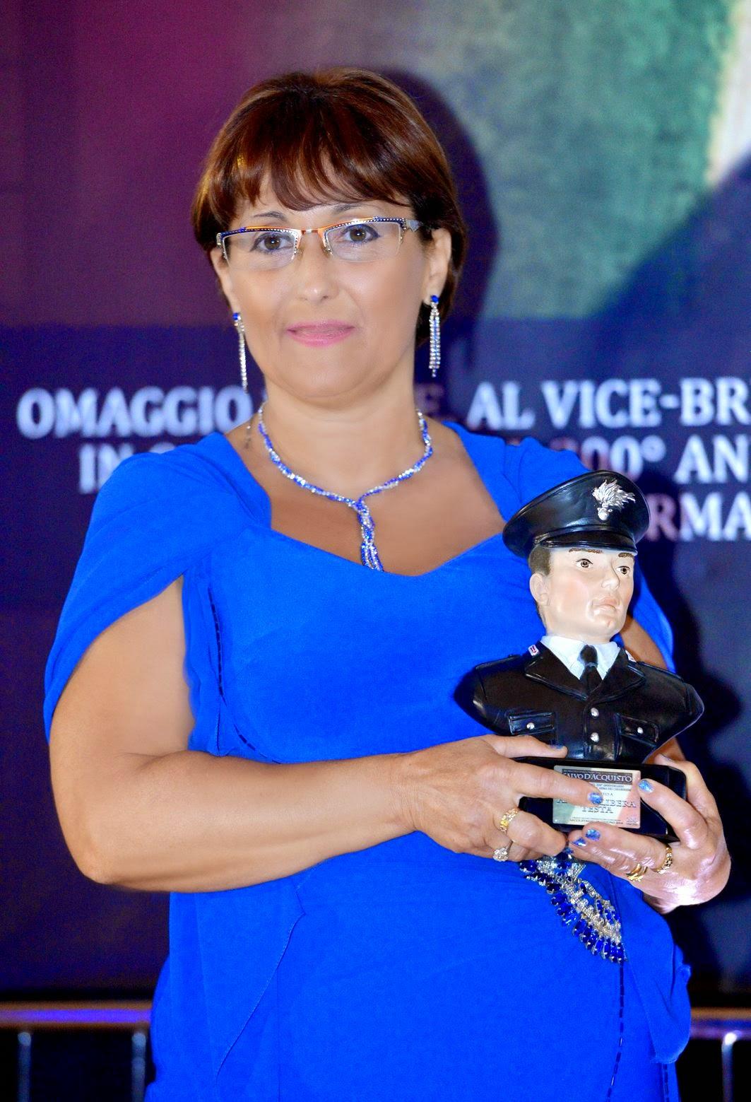 """Foto del Premio Internazionale   """" SALVO D'ACQUISTO """""""