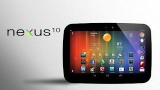 Nexus 10 Akan Diintergrasikan Degan Grafis 8 Core