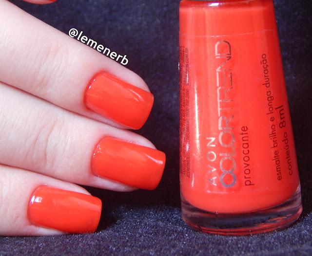 nails vermelhas