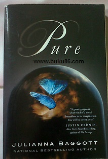 Novel Import Pure by Julianna Baggot