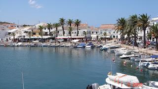Menorca island - Fornells - Spain