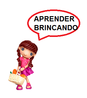 BRINCANDO E APRENDENDO