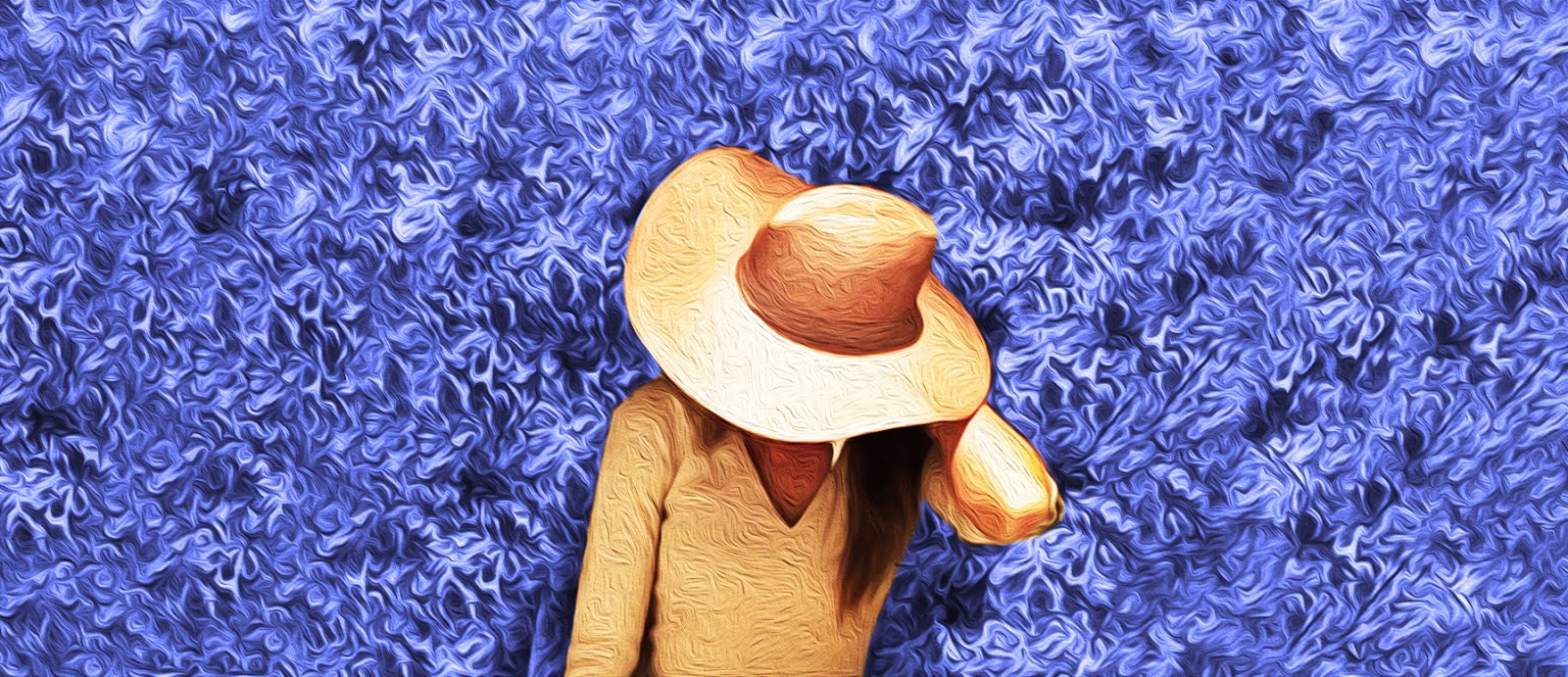 Triunfo Arciniegas / Mujer con sombrero