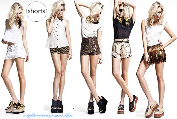 short de moda DelaOstia verano 2013
