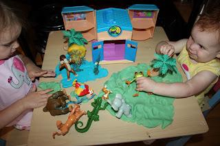 Animal Rescue Play Dough Fun