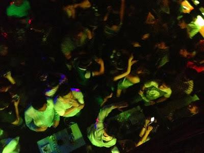 Purple Dance Club in Baguio City