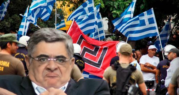 Neue Zürcher Zeitung Το Φάντασμα της Βαΐμάρης πάνω στην Αθήνα
