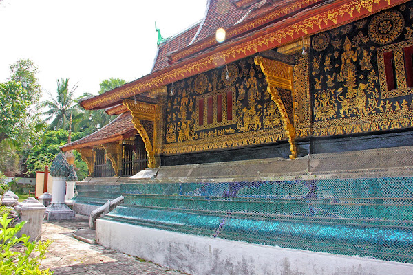 Wat Xieng Thong - Laos