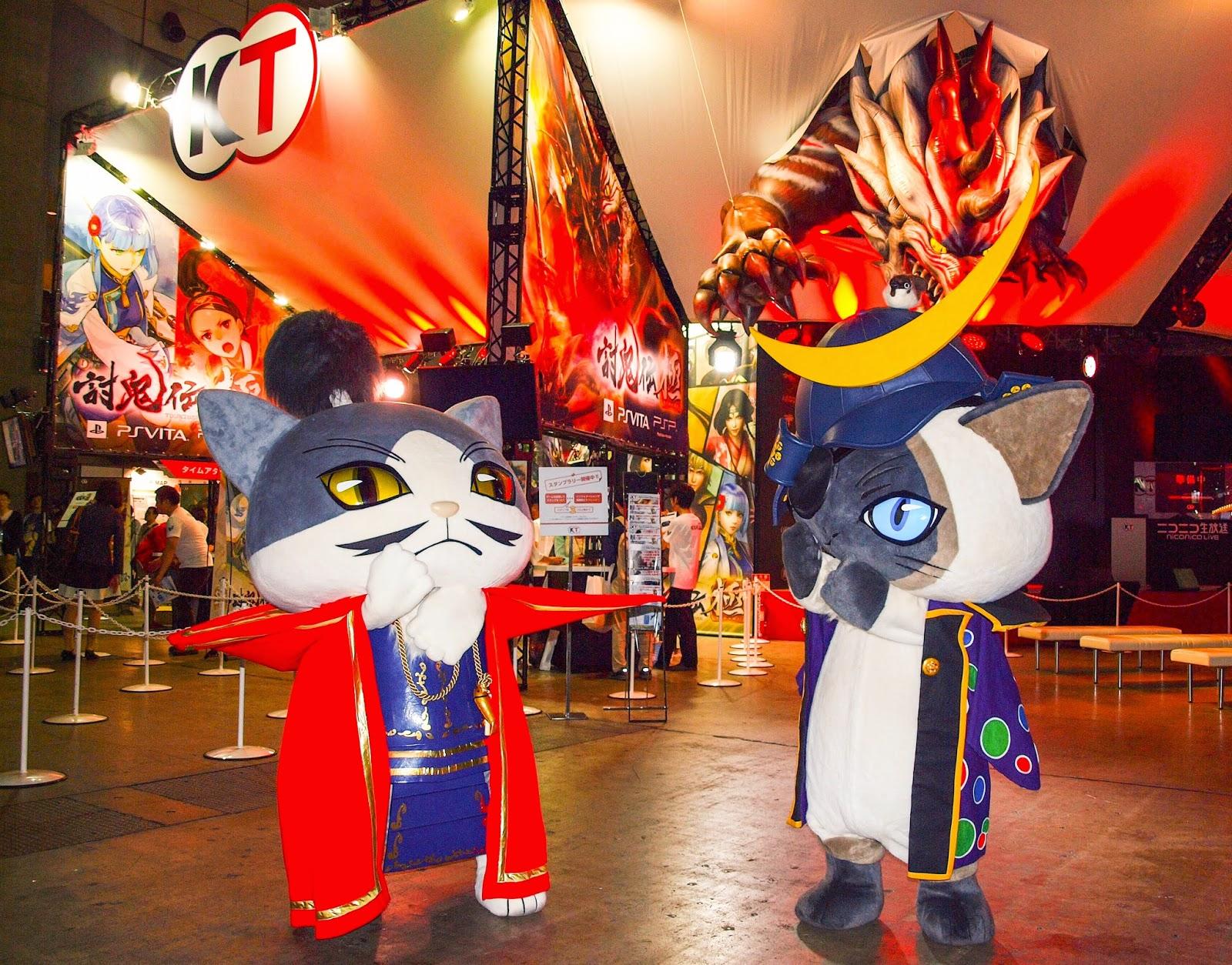 Nobunyaga cosplay