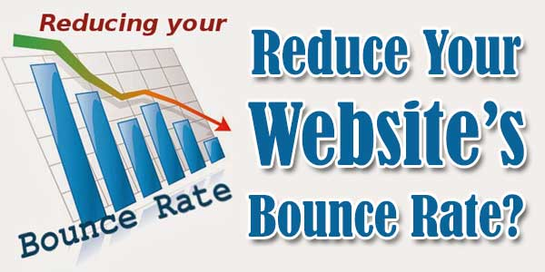 How To Reduce Your Website's Bounce Rate?