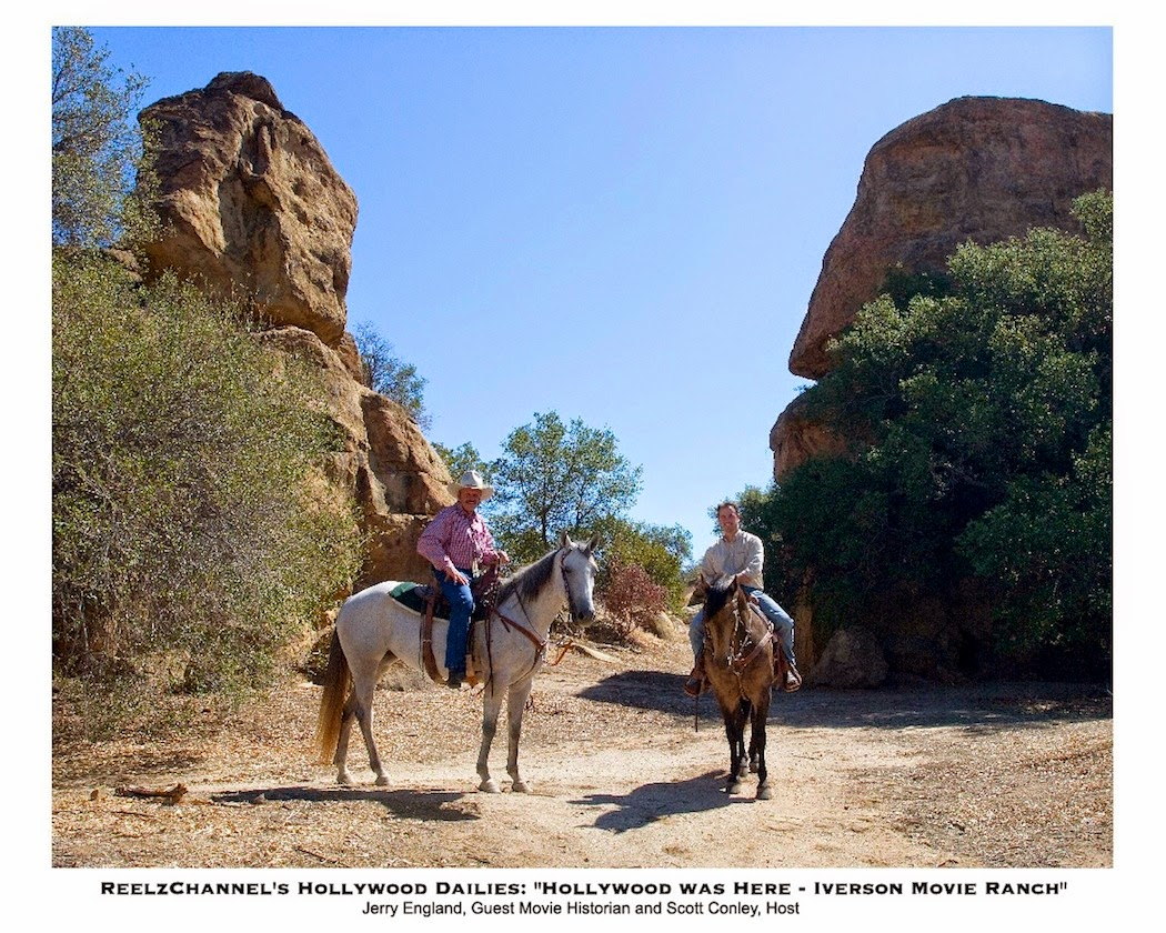 Visit a hollywood ca movie ranch
