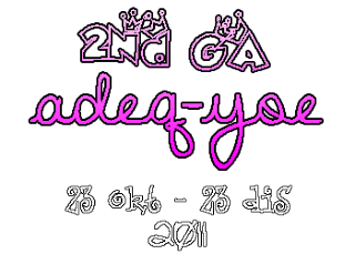 2ND GA by Adeq-Yoe