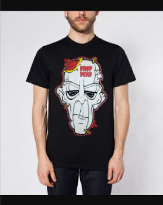 T Shirt DropDead Anime Zombie