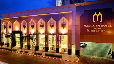Mandarin Hotel Managed by Centre Point - Bangkok, Thailand