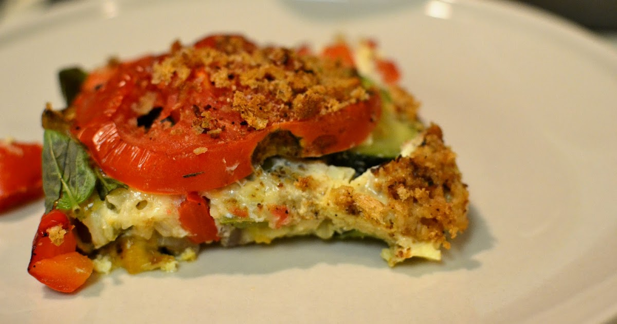 From Horses to Photography: Summer Vegetable Gratin