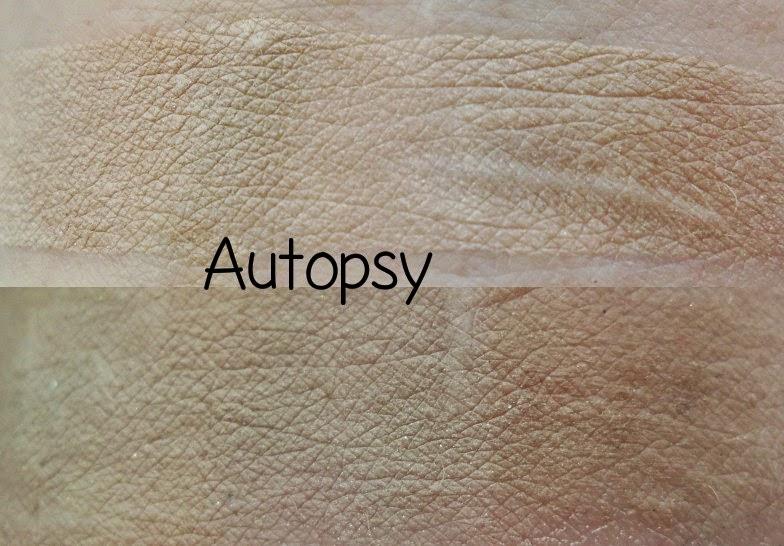 Shiro Detrivore Autopsy Swatch