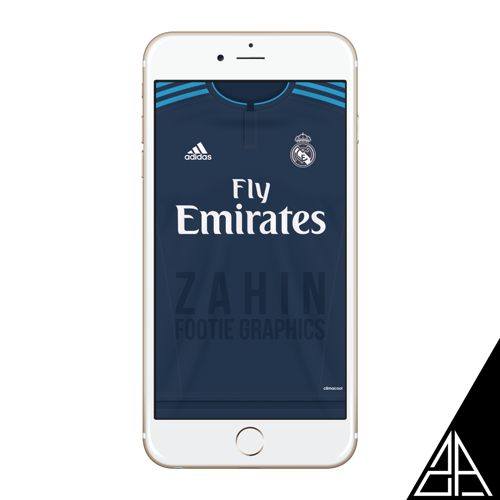 real madrid jersey iphone wallpaper