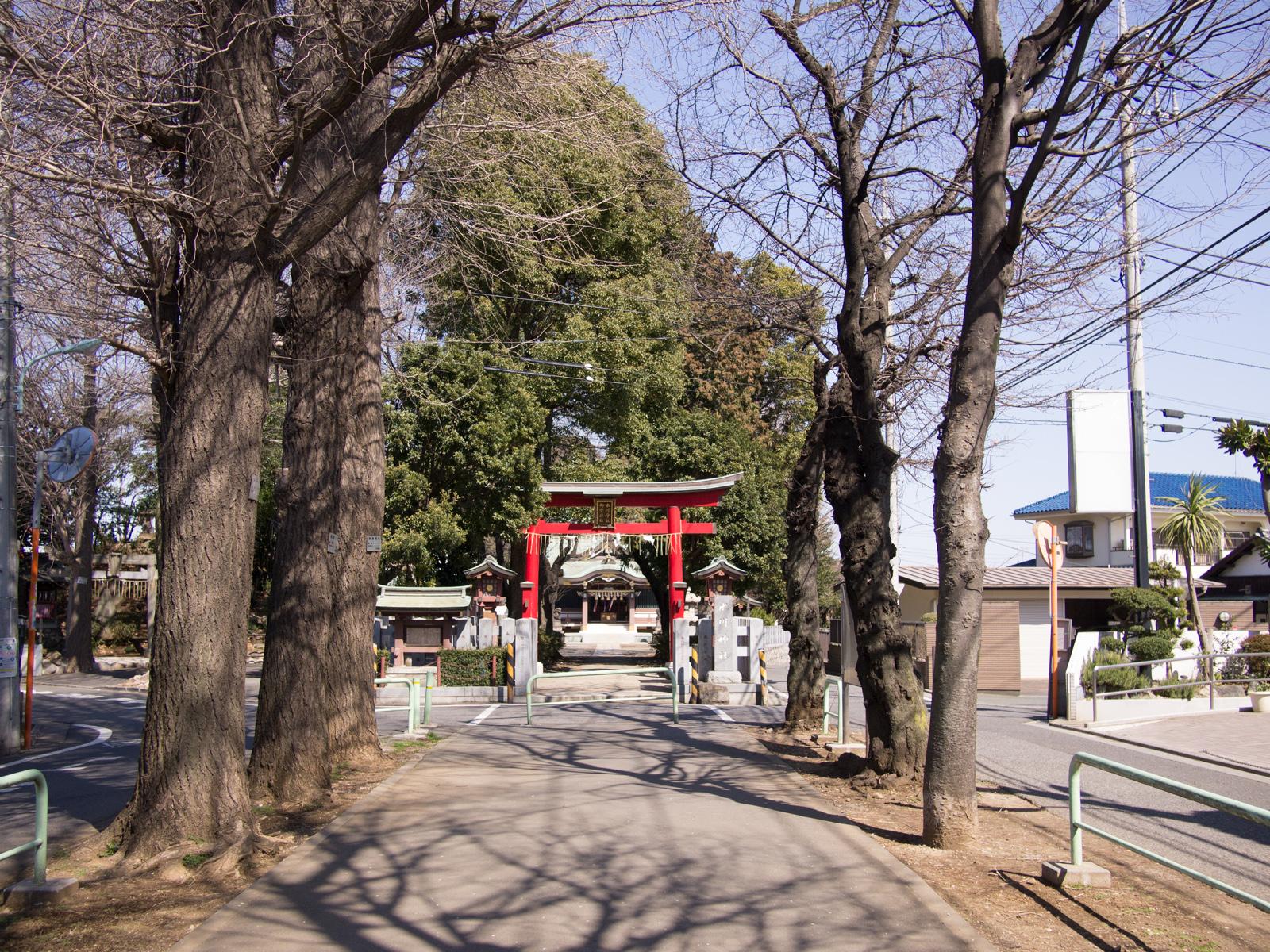 赤塚 氷川神社