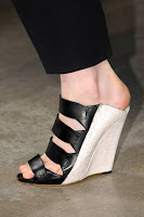 Високи чехли на платформа Narciso Rodriguez